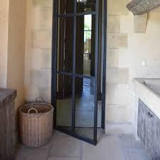 Steel Door Sills Jada - Bathroom door threshold 2