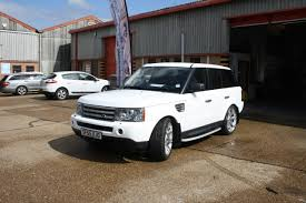 range rover sport white active rentals range rover sport white wrap 05 ambient graphics