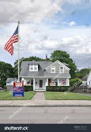 Usa Flag Cape American Flag Sold Sale Sign Cape Stock Photo 158602979 Shutterstock