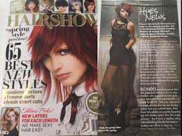 hairshow magazine hair show magazine 2015 joseph michael s salon and spa