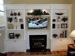 Built In Living Room Furniture Furniture Built In Cabinets Living Room Around Fireplace With