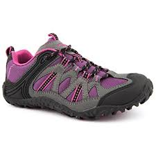 womens walking boots size 9 uk mountain peak outbound grey purple walking boots size 9