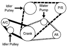 2tr belt diagram fixya