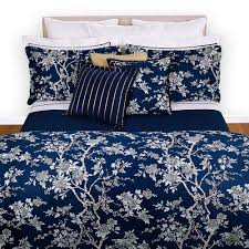 Ralph Lauren Duvet Covers Ralph Lauren Home U2013 Deauville Blossom Navy Duvet Cover U2013 King