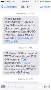 mobile marketing strategy exles black friday tatango