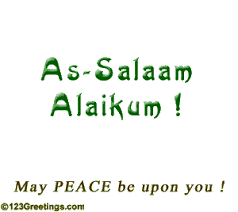 salaam the greeting of peace towards enlightenment