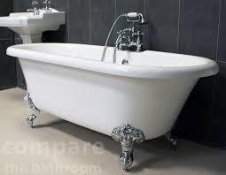 Buy Freestanding Bathtub Traditional Freestanding Bath Ball U0026 Claw Feet Roll Top Lifetime