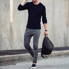 Burgundy Skinny Jeans Mens Men U0027s Fashion Instagram Page Gray Jeans Gray And Black