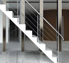 stainless steel indoor stairs handrail designs stainless steel