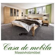 Schlafzimmer Komplett Holz Vollholz Schlafzimmer Möbel Komplett Kernbuche Massiv Holz Geölt