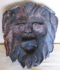 Architecturals by Antique Architectural Copper Lion Large Sold On Ruby Lane