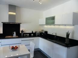 cuisine équipée blanc laqué best cuisine blanc et noir ideas lalawgroup us lalawgroup us