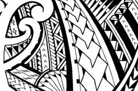 inspired sleeve design with maori koru shapes