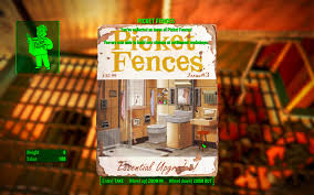 picket fences saugus ironworks fallout 4 youtube