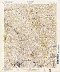 North Carolina Maps North Carolina Historical Topographic Maps Perry Castañeda Map