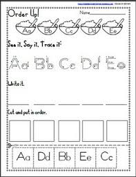 161 best preschool alphabet images on pinterest preschool