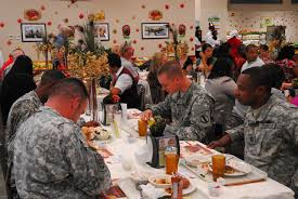 soldiers worldwide prepare for gobbler trimmings article the