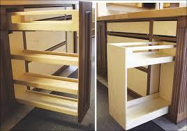 Kitchen Sliding Shelves by Kitchen Pull Out Shelf Slides Base Cabinet Pull Out Shelves