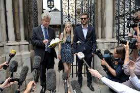 Family Gard British Court Rehears Case Over Baby Charlie Gard In Light Of New