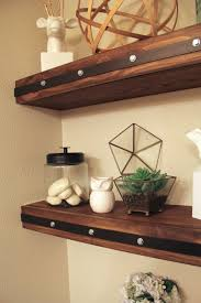 how to build a shelving unit on wall diy wood shelves best ideas