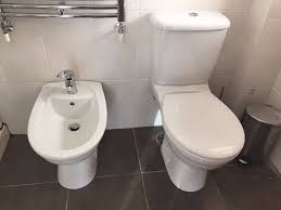 Ideal Standard Bathroom Furniture by Ideal Standard Toilet And Bidet With Towel Radiator And Bathroom