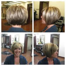 show pictures of a haircut called a stacked bob 603 best 17902 blonde hair dark nape 2 images on pinterest