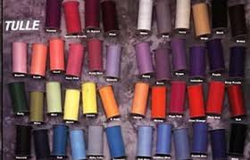 spools of tulle edley fabrics 1 800 tricots