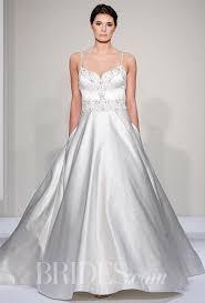 dennis basso wedding dresses dennis basso for kleinfeld wedding dresses fall 2016 bridal