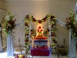 ganesh decoration in house house and home design
