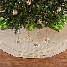 white tree skirt personalized white velvet christmas tree skirt jeweled