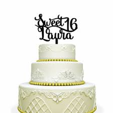 sweet 16 cake topper sweet 16 cake toppers shop sweet 16 cake toppers online
