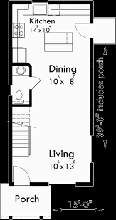 floor plans for small houses with 2 bedrooms narrow lot house plans 2 bedroom house plans 2 house plan