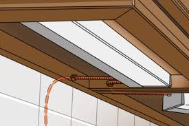 How To Install Under Cabinet Lighting by Installing Under Cabinet Lighting Builder Magazine How To