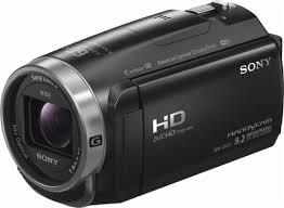 black friday camcorder sales sony handycam cx675 32gb flash memory camcorder black hdrcx675 b