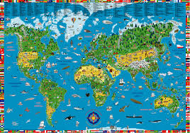 World Map Wallpaper by 15 Really Cool World Map Wallpapers U2013 Blaberize