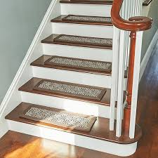 carpeted stairs or wood which should i choose painted stairs or