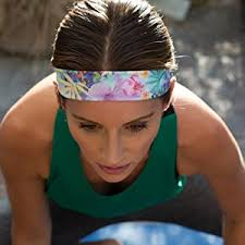 bondi band headbands bondi band womens 3 inch flatback moisture wicking