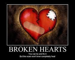 Broken Heart Meme - broken heart meme by sorablossom on deviantart