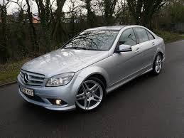 mercedes c220 cdi amg sport used 2009 mercedes c class c220 cdi sport for sale in