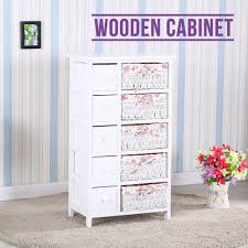 White Pre Assembled Bedroom Furniture Dressers U0026 Chests Of Drawers Ebay
