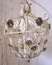 Birdcage Chandelier Shabby Chic 58 Best Totally Tole Images On Pinterest Chandeliers Chandelier