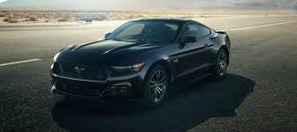 Pictures Of Black Mustangs See Now 2017 Ford Mustang Exterior Color Options