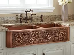 Kitchen Sink Backsplash Ideas Kitchen Copper Kitchen Accessories With45 Copper Kitchen