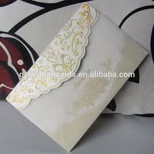 Stamps For Wedding Invitations Good Quality Embossing Ivory Silver Stamp Wedding Invitation