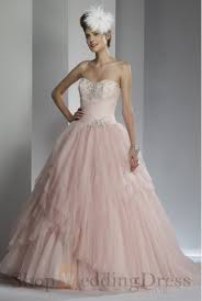 pink wedding dresses uk sweetheart beaded ruched tiered pink gown dress on sale