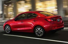 mazda saloon cars mazda gives birth to mazda2 baby sedan