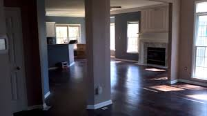 Kitchen Open To Dining Room by Kitchen Remodel To An Open Floor Plan With No Wall Youtube