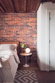 inside a beautiful brick loft in vancouver western living