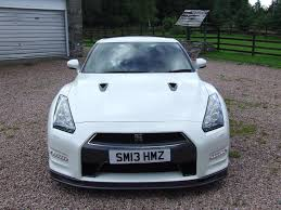 nissan gtr track edition used 2013 nissan gt r track edition for sale in perthshire