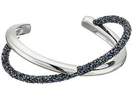 cross cuff bangle bracelet images Swarovski crystaldust cross cuff bracelet at jpg